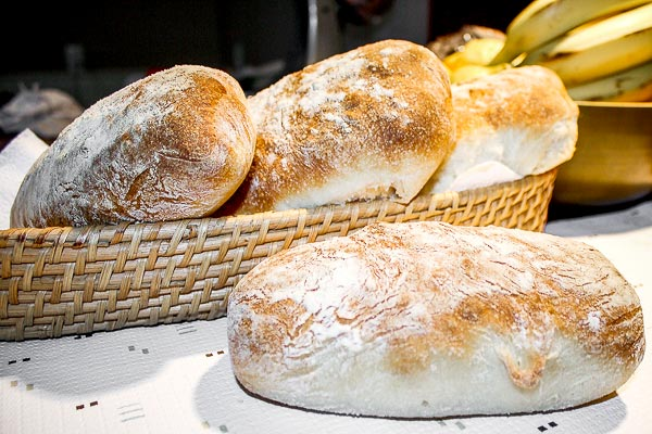Delicious home-made ciabatta bread | BakingGlory.com