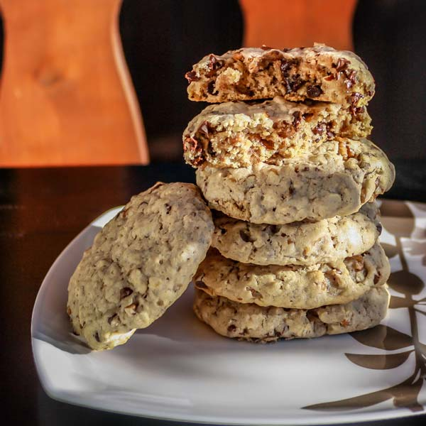 If you were looking for the perfect cookie recipe, search no further. My favorite mix of pecans and chocolate chips, probably the last cookie recipe you will ever bake.
