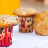 Lemon Poppy Seeds Muffins