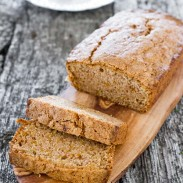 Amazing bread made with zucchini and carrots